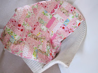How to make a patchwork quilt tutorial