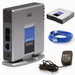 Сброс в Default VoIP шлюза Linksys PAP2T ATA