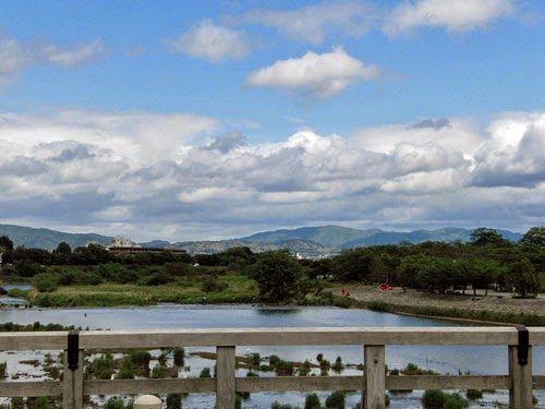 Togetsukyo Bridge Arashiyama Kyoto