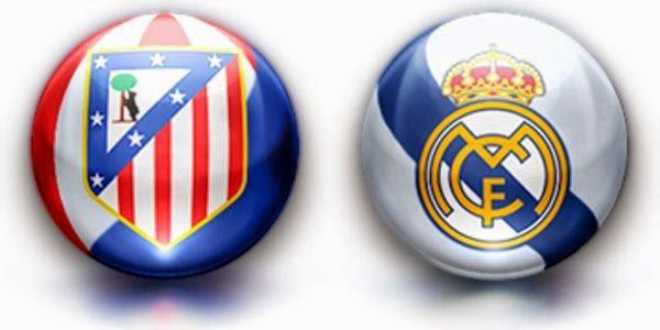 Atletico Madrid 4 vs 0 Real Madrid, Derby Madrid Milik Atletico