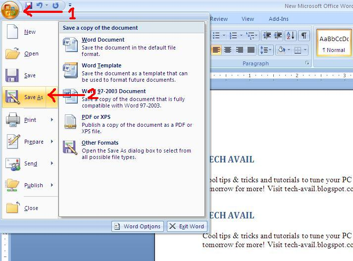 how to create a protected form in word