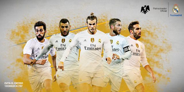 Tecate, nuevo regional partner del Real Madrid