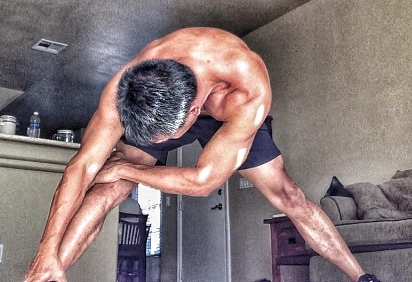 Insanity Asylum stretch workout