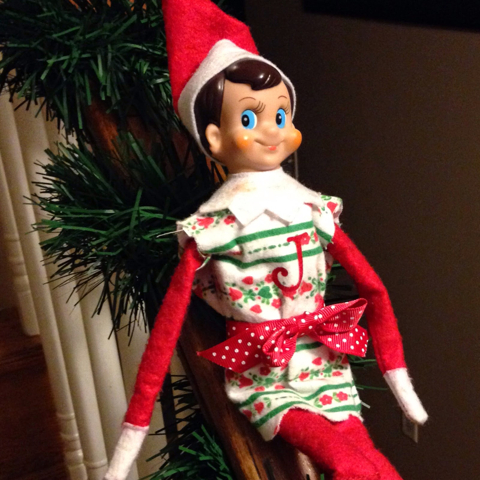 Elf on the Shelf Clothes Silhouette Tutorial Patterns Plus a