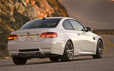 2011 BMW M3 Coupe Picture