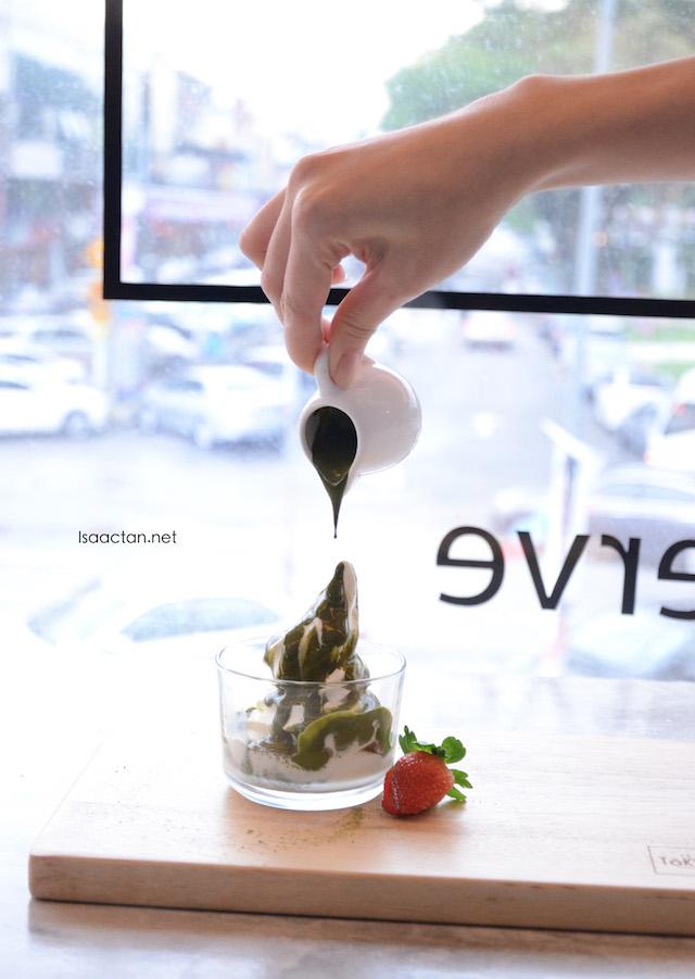 Japanese Soft Serve Ice Cream & Desserts @ P.S. Tokyo, SS2 Petaling Jaya