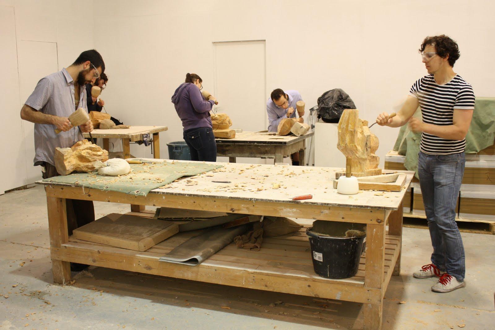 Woodwork Wood Carving Workshops PDF Plans