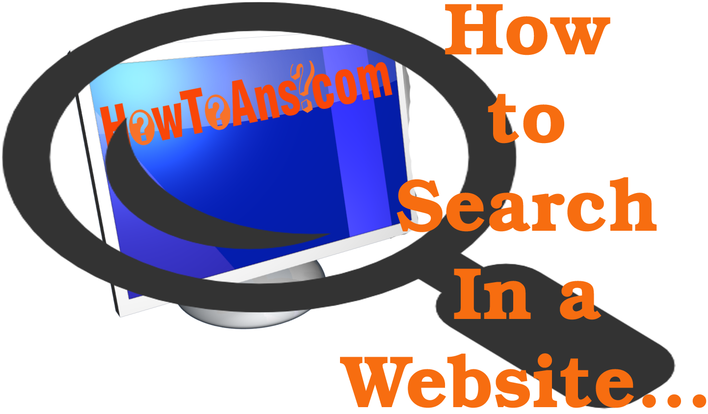 how to add search box in website