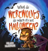 What do Werewolves do when it's not Halloween?