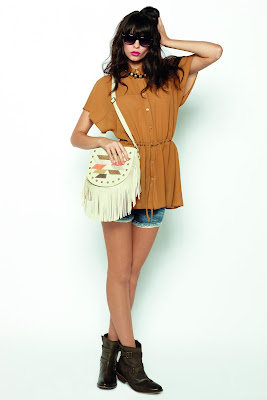 tribal fashion and accessories  from matalan
