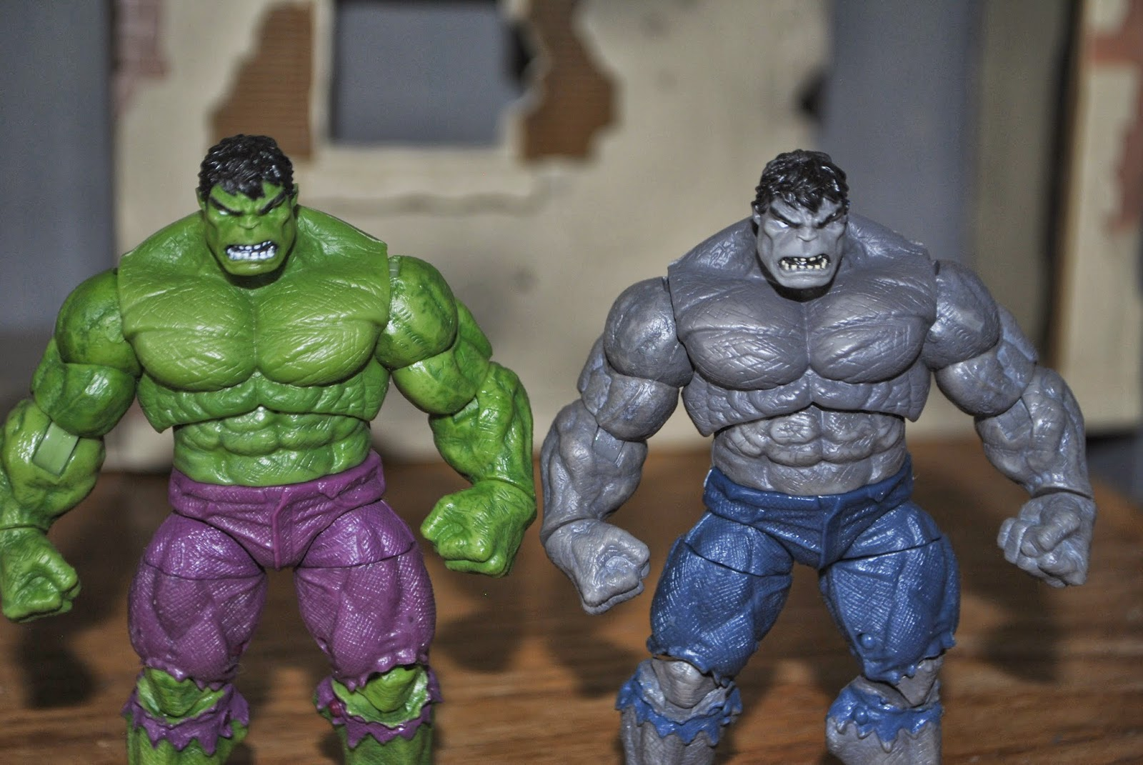 The Mojoverse: Evolution of the Marvel Universe Hulk Figure