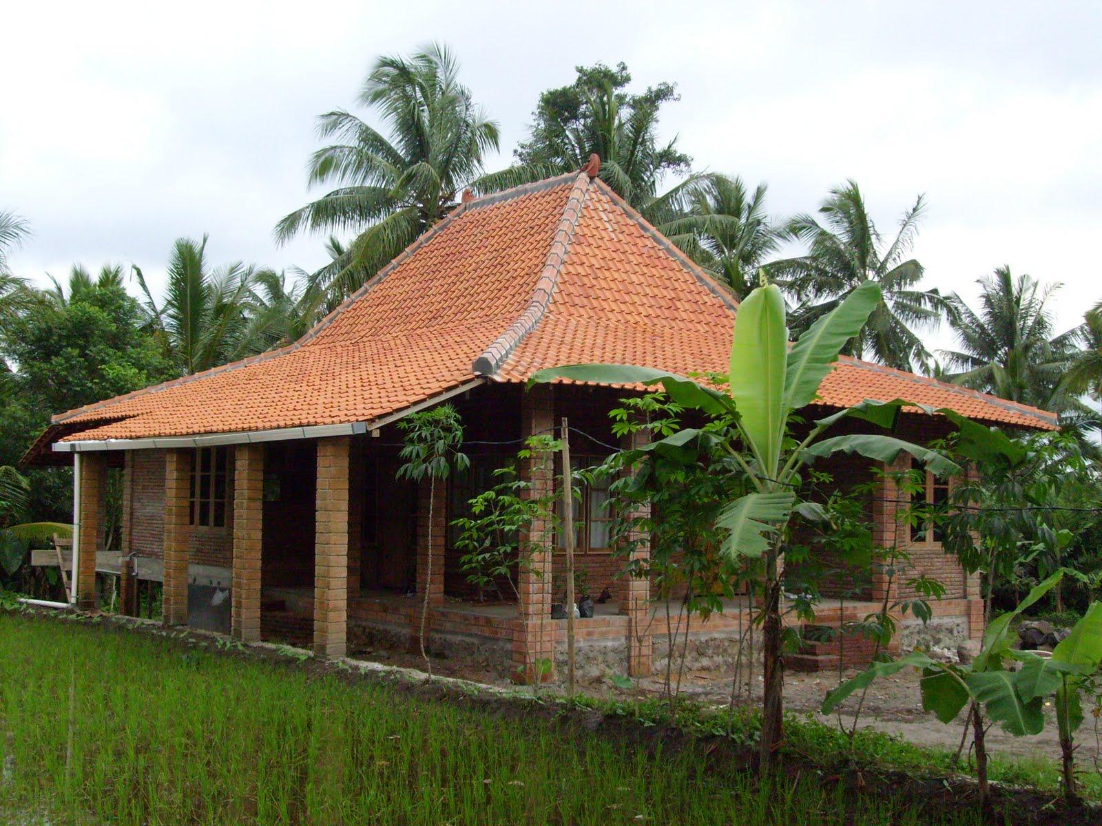 Desain Rumah Jawa