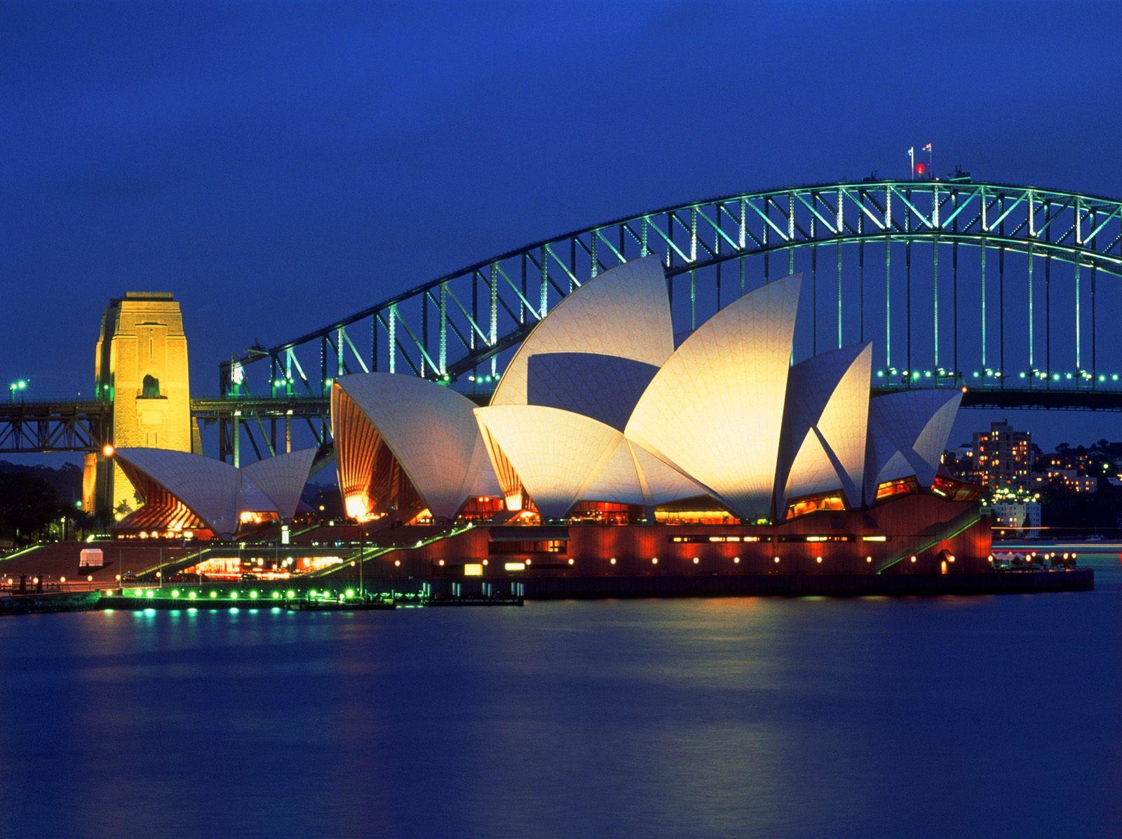 Sydney opera house 08 - Download Images Of Sydney Opera House  Background