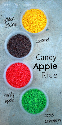 Candy Apple Rice