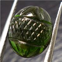 Batu Permata Natural Green Tourmaline