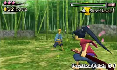 Sakura Samurai 3DS
