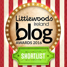 Irish Blog Awards Short List 2016