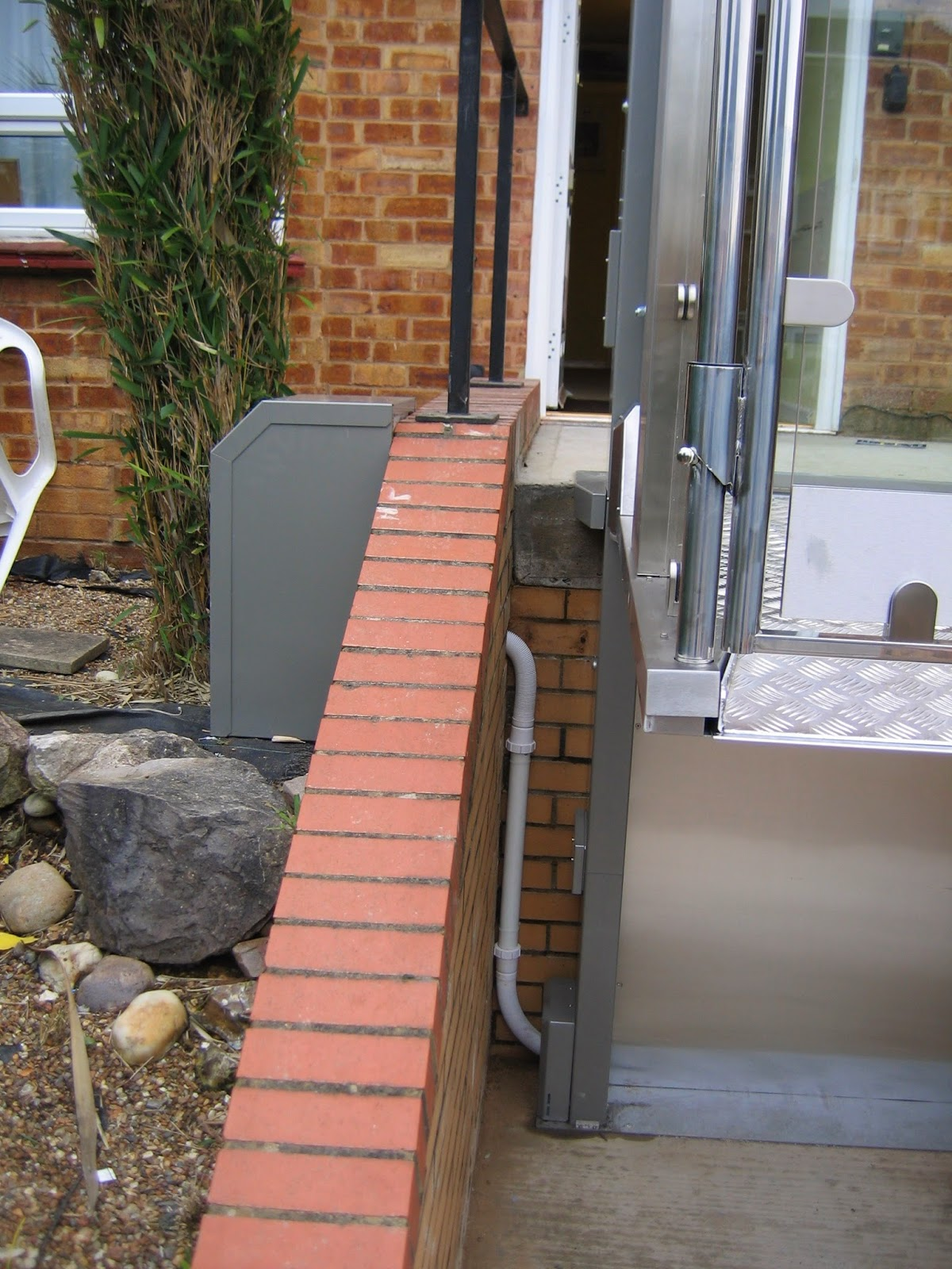 Step Lift Installations