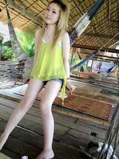 Mikie Jung Khmer Chinese beautiful girl 2