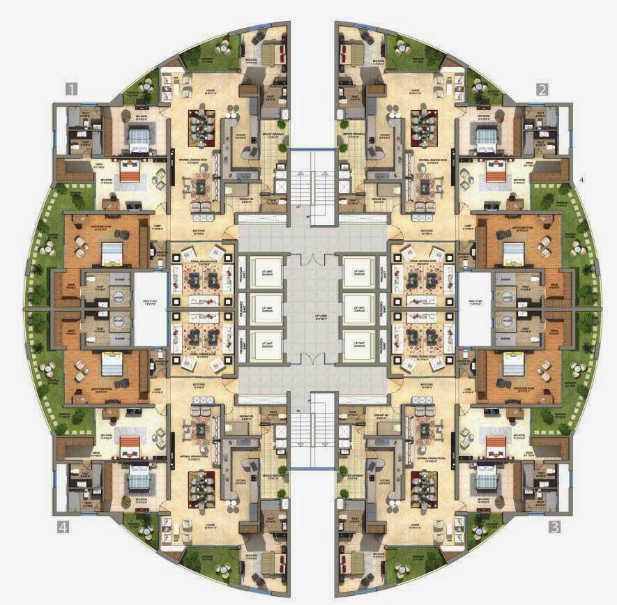 Supertech ORB: Layout Plan