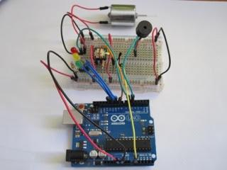 Sistema de control de invernadero con Arduino