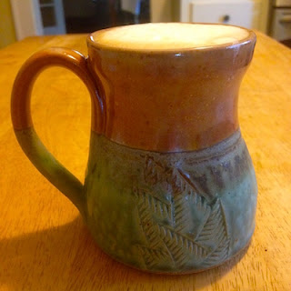 Jeff Brown Fern Mug posted by Lori Buff