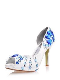 15 Model sepatu wedding terbaru idaman pengantin wanita masa kini