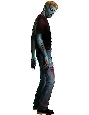 Resident Evil Revelations Zombie