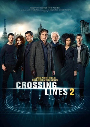 Crossing Lines - 2ª Temporada Torrent Download