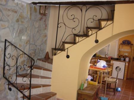 Escaleras de interior a medida escaleras de interiores - Barandillas de diseno ...