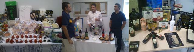 Productos alimentarios de Sevilla