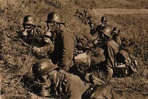 Kaiserschlacht 1918 - projet The Great War GasMask7