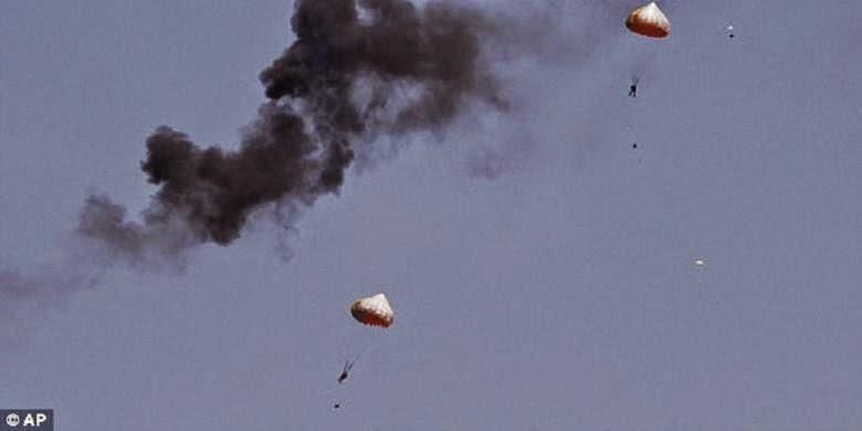 Hasil Investigasi Dua Pesawat TNI AU Masuk Ruang Hampa Sebelum Tabrakan