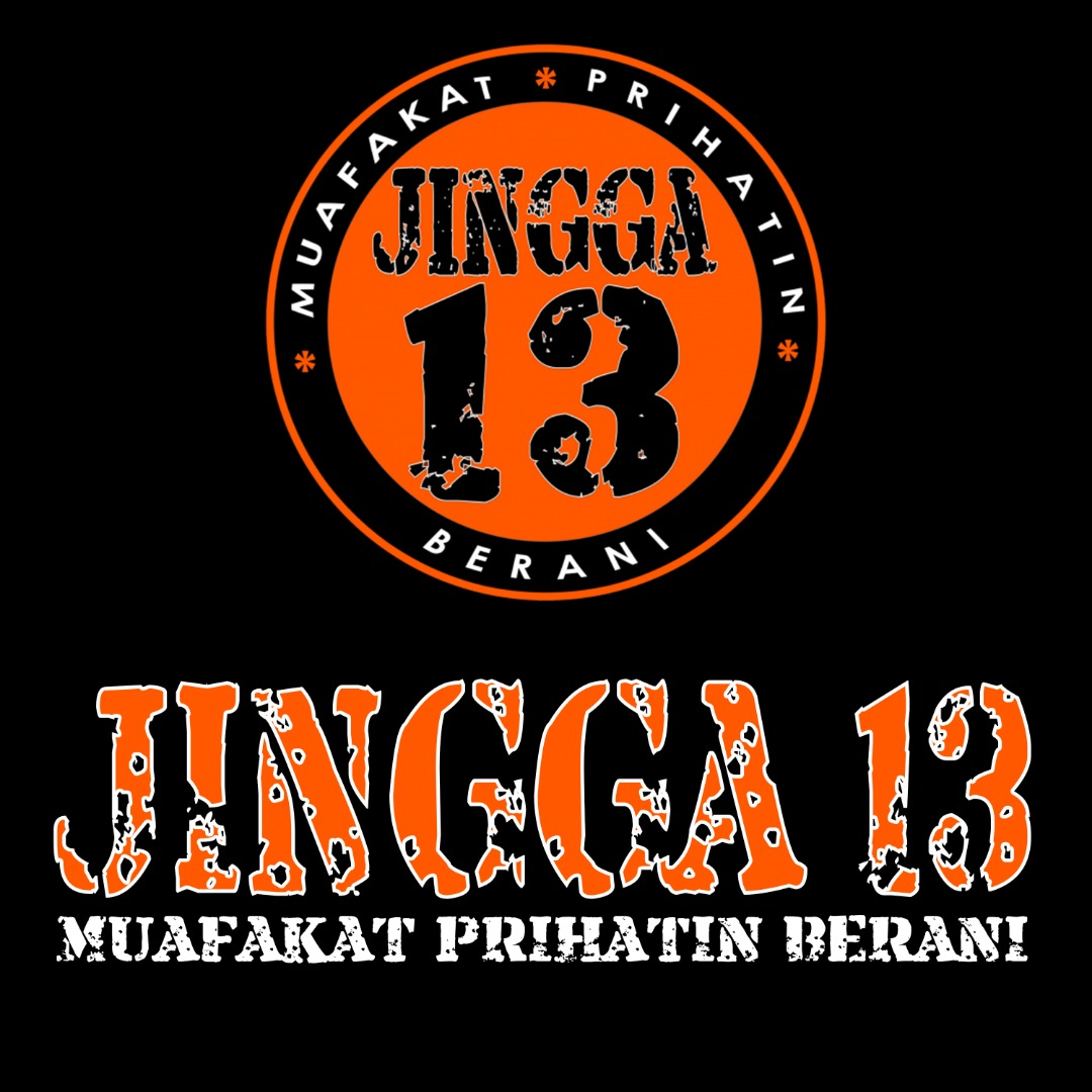 JOM LIKE PAGE JINGGA 13 MALAYSIA