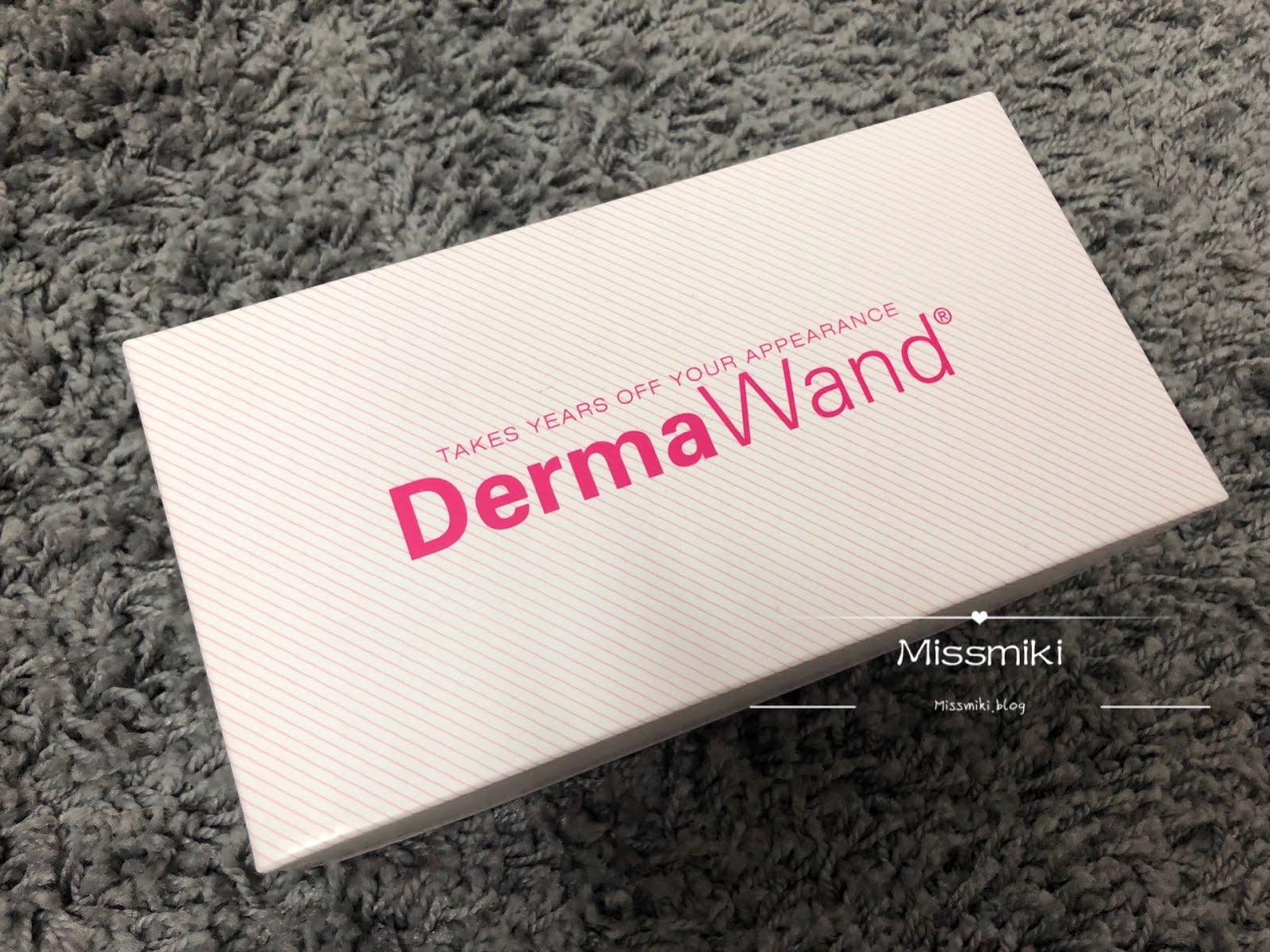 好物推介 令我愛不釋手的家用美容儀 DermaWand逆齡射頻注氧棒 IMG 2114