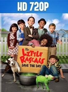 The Little Rascals Save the Day 720p Español Latino 2014