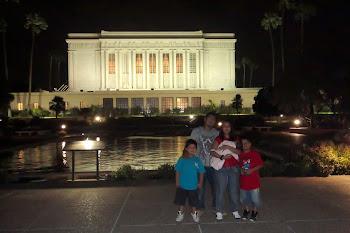 Jamie, Luis, Patty, Genisis & Luis