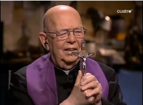 Catholic Church's Top Exorcist Claims He Rid World of 160,000 Demons