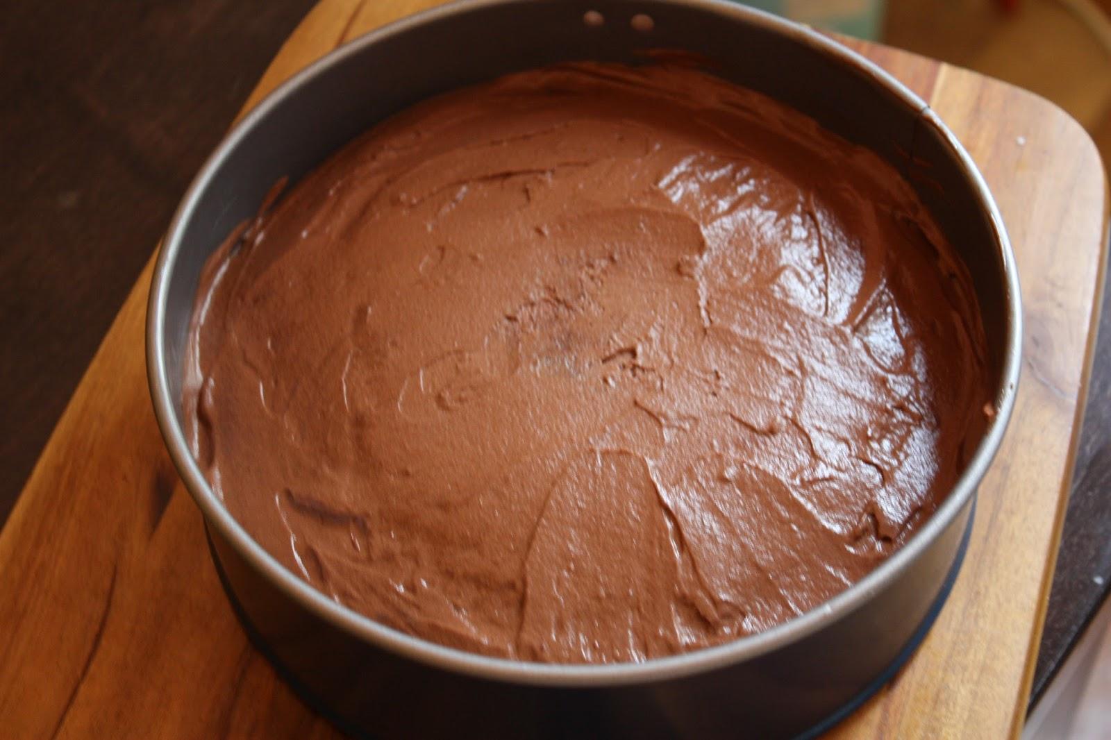 Рецепт мусса для торта в домашних условиях