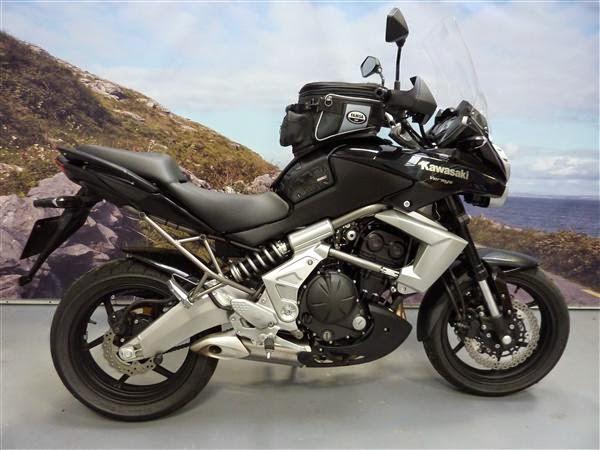 Modifikasi Kawasaki Versys 650