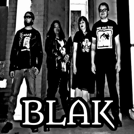 BLAK FEATURED INTERVIEW