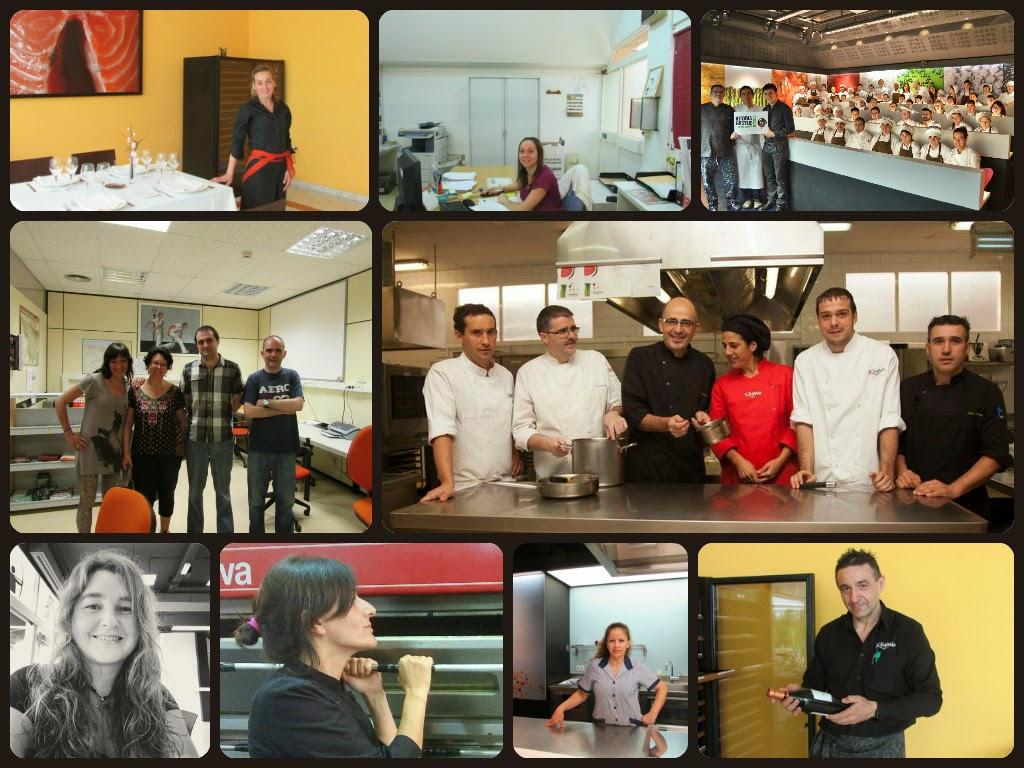 Escuela De Cocina Vitoria | G A S T R O N O M I K U L T U R E Escuela De Hosteleria Egibide