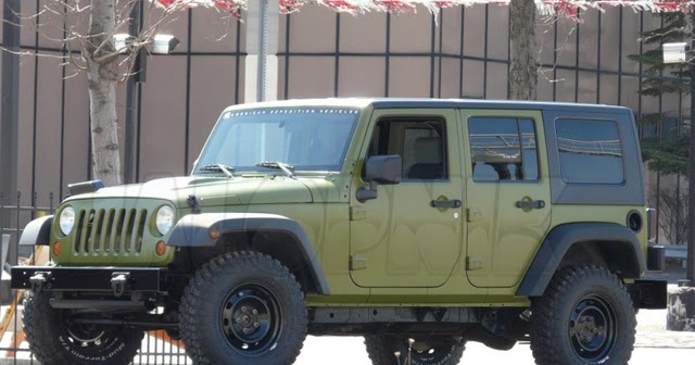 Different Types Of Jeeps >> Sport jeep: Types of Jeeps