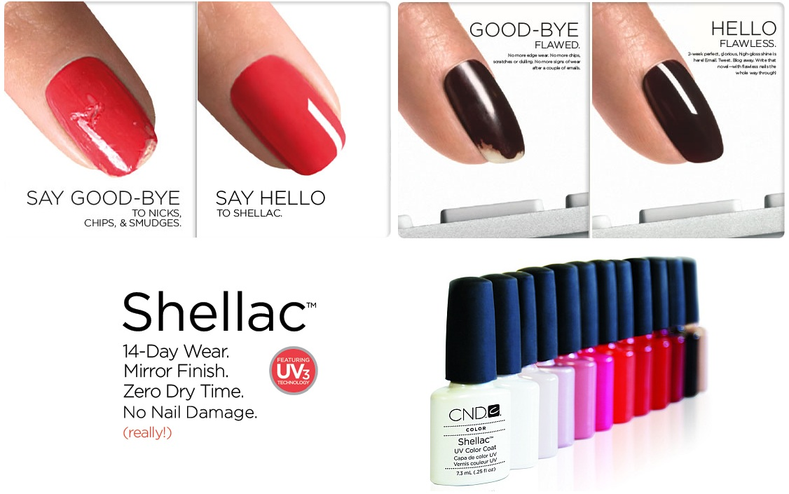 Other gel nail products include OPI Axxium and Gelish