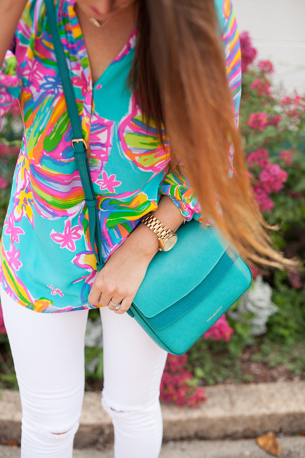 "Here&Now: Vera Bradley ""Twice as Nice"" crossbody"