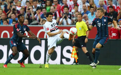 Menang 2-0 atas Sao Paolo, Munchen ke Final