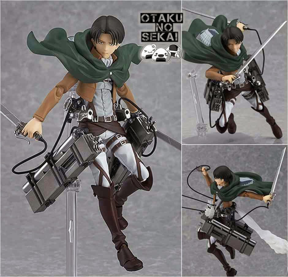 figma - Attack on Titan Levi