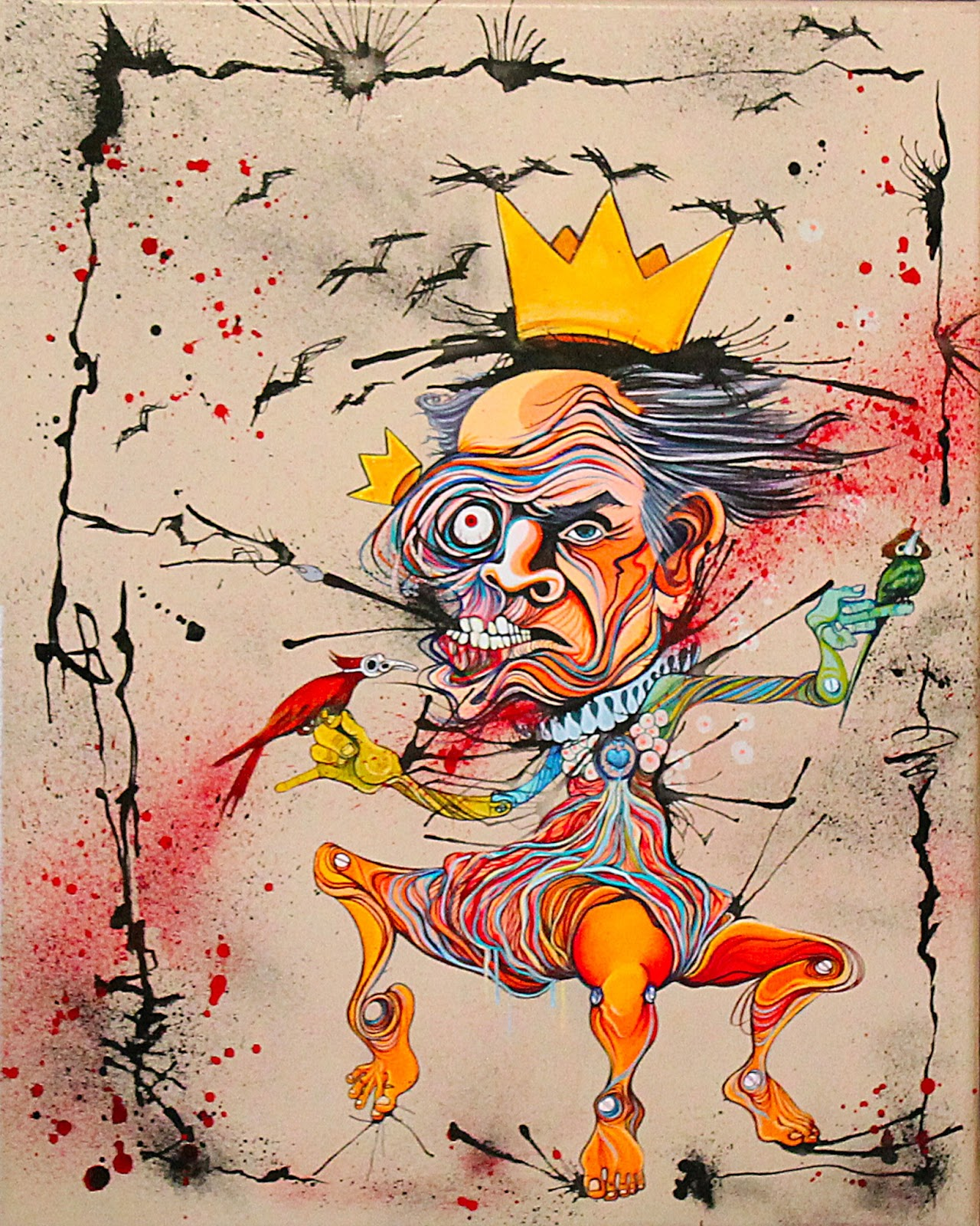 the gonzo collection  a tribute to ralph steadman
