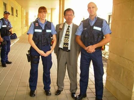 Di Akpol Australia Barat, 2009