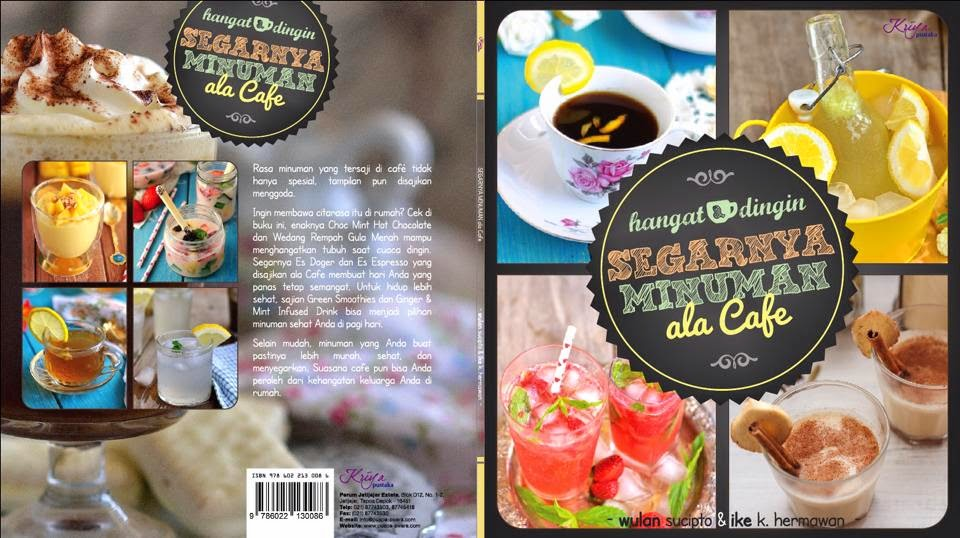 The 4th Books : Minuman Ala Cafe